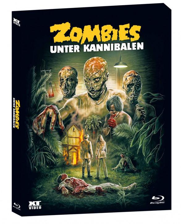 Zombies unter Kannibalen [Blu-ray]