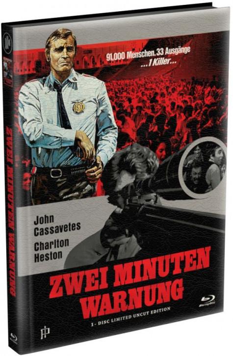 Zwei Minuten Warnung - Mediabook [Blu-ray]