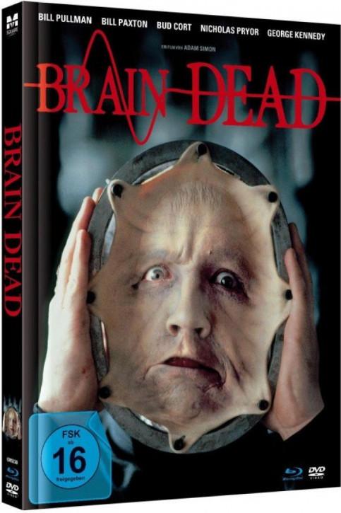 Brain Dead - Limited Mediabook Edition [Blu-ray+DVD]