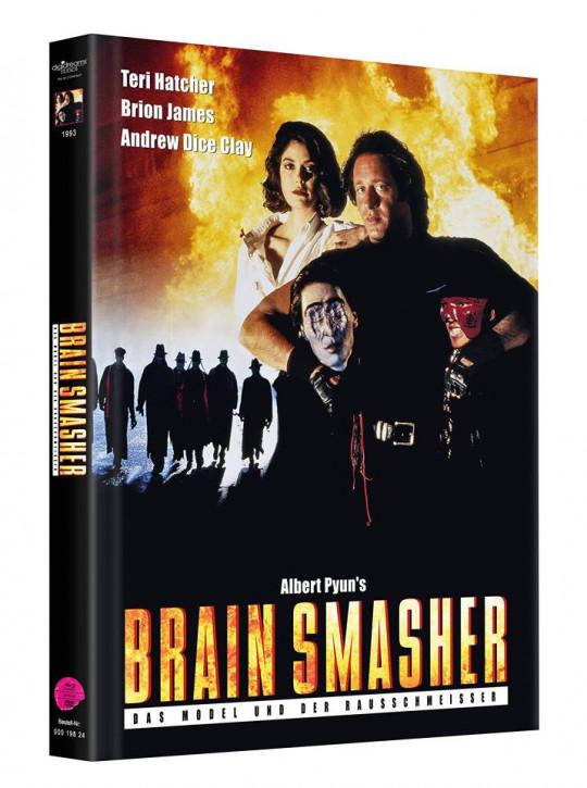 Brain Smasher - Mediabook - Cover A [Blu-ray+DVD]