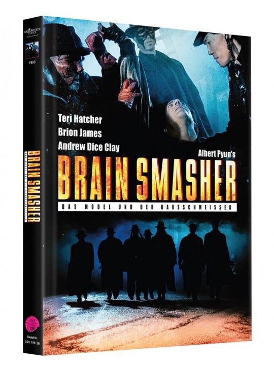 Brain Smasher - Mediabook - Cover C [Blu-ray+DVD]