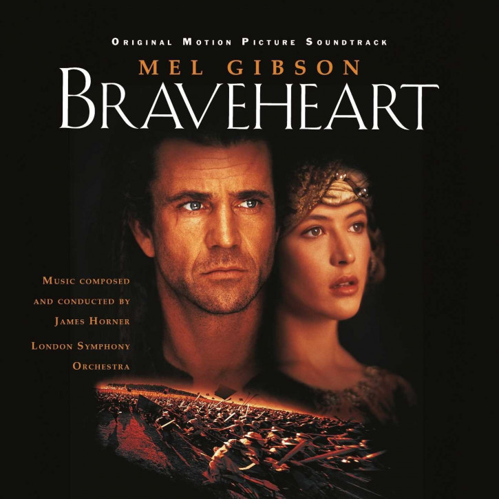 Braveheart - Music from Motion Picture [Vinyl LP]