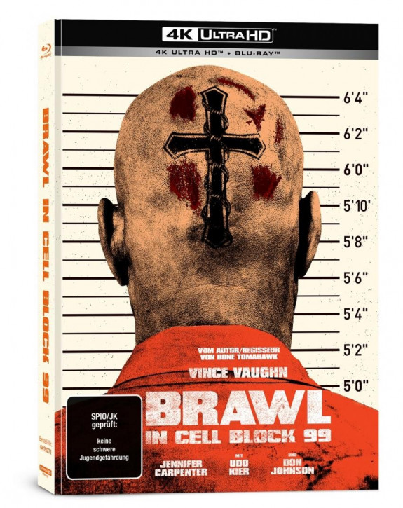 Brawl in Cell Block 99 - Limited Collector's Edition [4K UHD+Bluray]