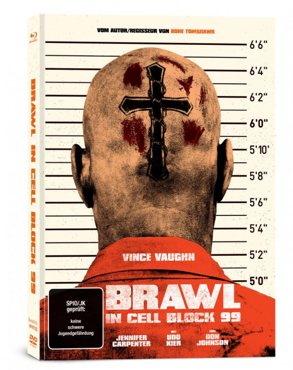 Brawl in Cell Block 99 - Limited Collector's Edition [Bluray+DVD]