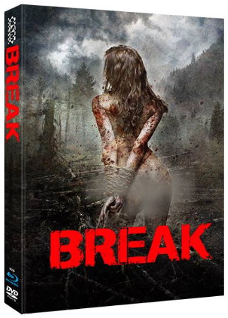 Break - Limited Collector's Edition - Cover A [Blu-ray+DVD]