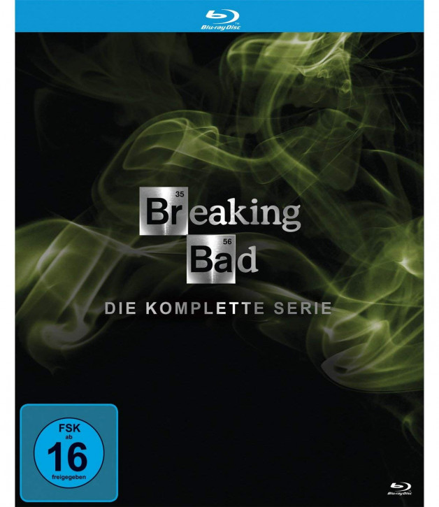 Breaking Bad - Die komplette Serie [Blu-ray]