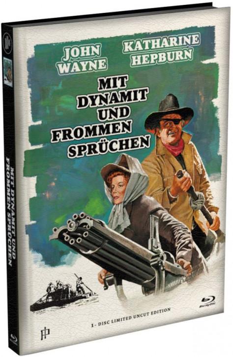 Rooster Cogburn - Mit Dynamit und frommen Sprüchen - Mediabook [Blu-ray]