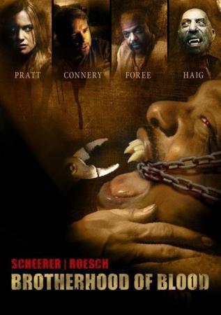 Brotherhood of Blood - Jagd auf die Vampire [DVD]