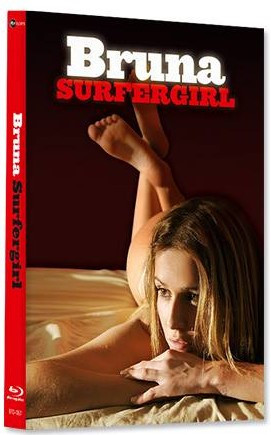 Bruna Surfergirl - Limited Collectors Edition - Cover B [Blu-ray+DVD]