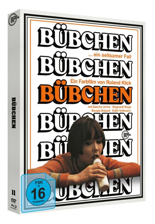 Bübchen - Edition Deutsche Vita # 11 - Cover A [Blu-ray+DVD]
