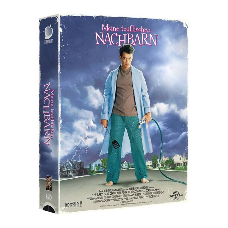 Meine teuflischen Nachbarn - Tape Edition [Blu-ray]