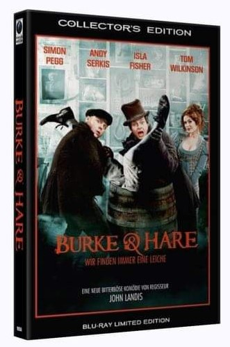 Burke & Hare - grosse Hartbox [Blu-ray]