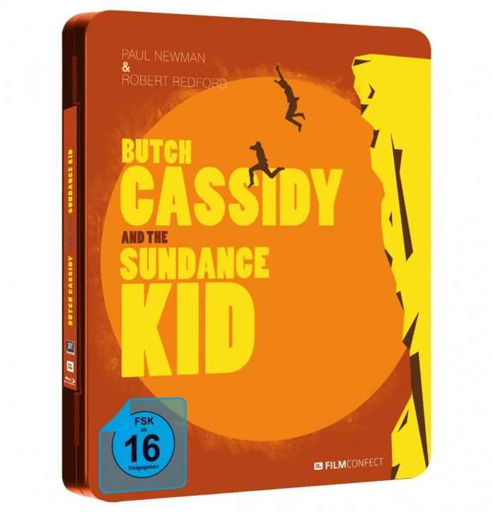 Butch Cassidy und Sundance Kid (Future Pak) [Blu-ray]