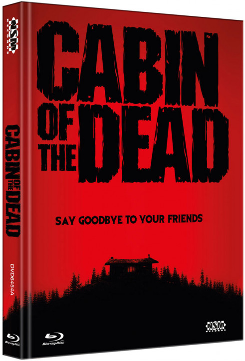 Cabin of the Dead - Limited Collector's Edition - Cover A [Blu-ray+DVD]