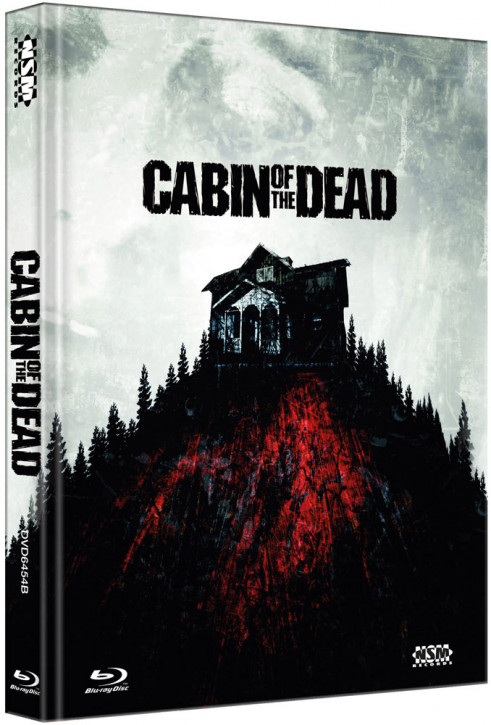 Cabin of the Dead - Limited Collector's Edition - Cover B [Blu-ray+DVD]