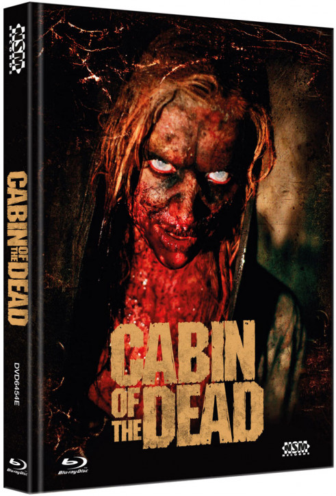 Cabin of the Dead - Limited Collector's Edition - Cover E [Blu-ray+DVD]