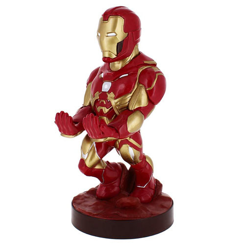 Cable Guy: Iron Man incl 2-3m Ladekabel