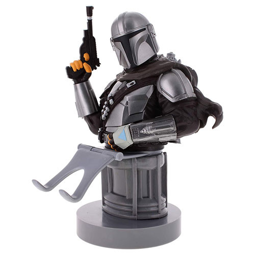 Cable Guy: Mandalorian Star Wars incl 2m Ladekabel