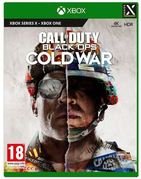 Call of Duty Black Ops Cold War [Xbox One/Series X]