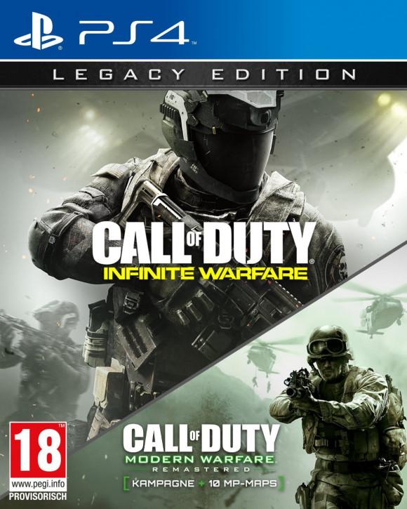 Call of Duty: Infinite Warfare - Legacy Edition (AT-Pegi) [PS4]
