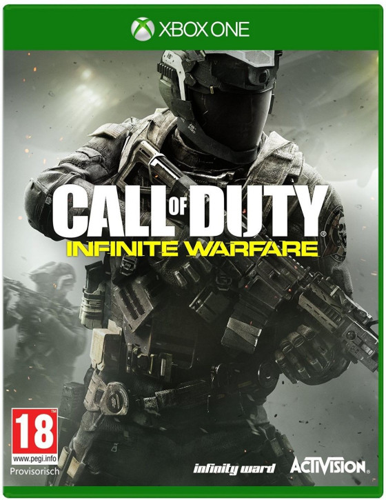 Call of Duty: Infinite Warfare (AT-Pegi) [Xbox One]
