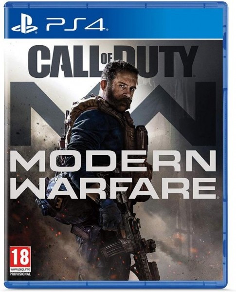 Call of Duty: Modern Warfare (uncut Edition) + Steelbook [PS4]