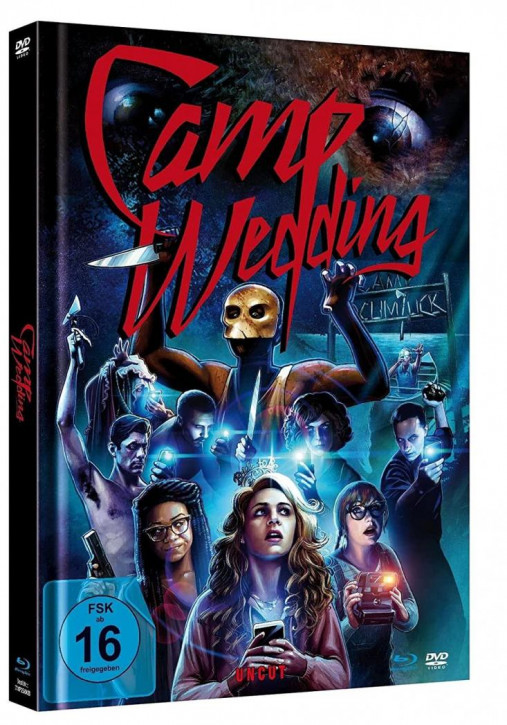 Camp Wedding - Mediabook [Blu-ray+DVD]