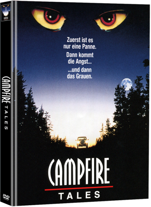 Campfire Tales - Limited Mediabook Edition (Super Spooky Stories #48) [DVD]