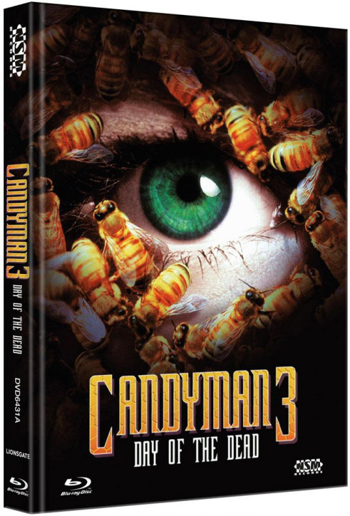 Candyman 3 - Limited Collector's Edition - Cover A [Blu-ray+DVD]
