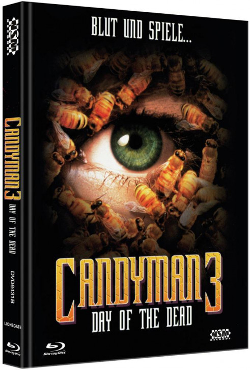 Candyman 3 - Limited Collector's Edition - Cover B [Blu-ray+DVD]