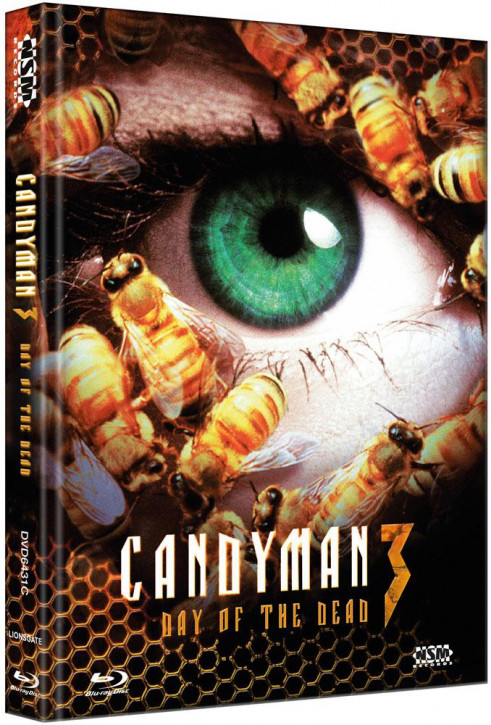 Candyman 3 - Limited Collector's Edition - Cover C [Blu-ray+DVD]