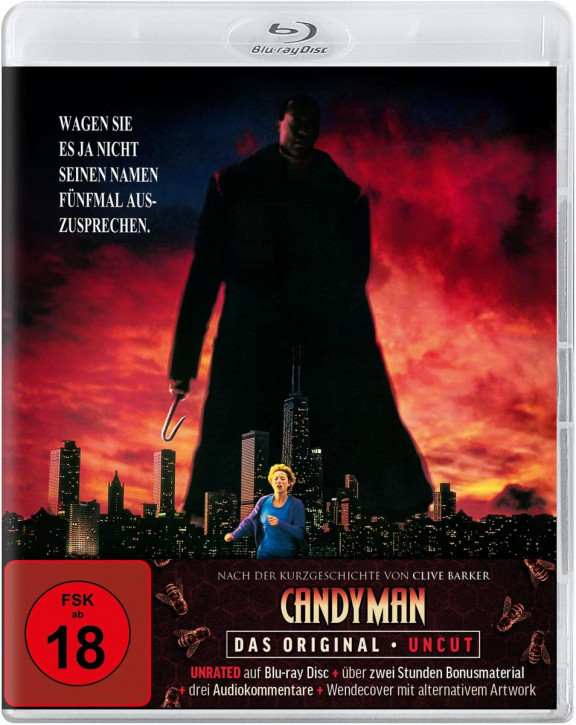 Candyman (Unrated) [Blu-ray]