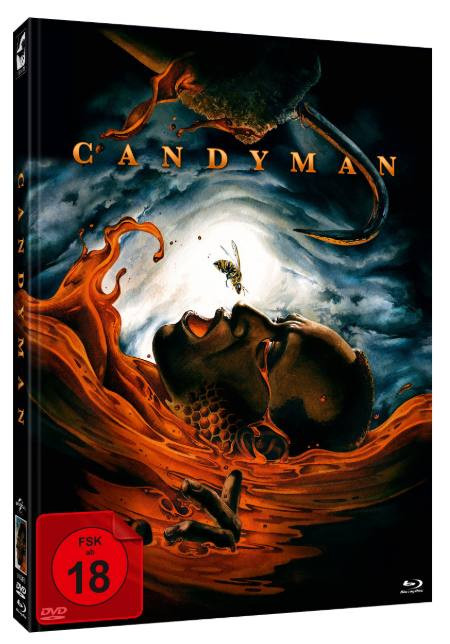 Candyman - Limited Mediabook Edition - Cover A [Blu-ray+DVD]
