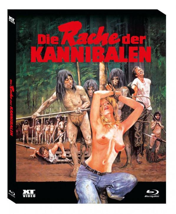 Die Rache der Kannibalen - Cannibal Ferox [Blu-ray]