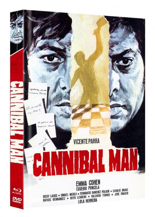 Cannibal Man - Mediabook [Bluray+DVD]