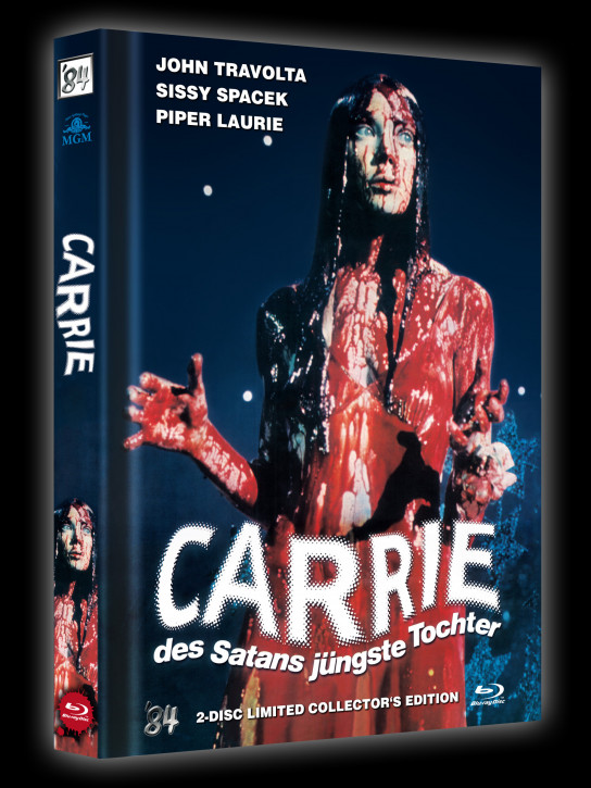 Carrie - Limited Collector's Edition - Cover B [Blu-ray+DVD]
