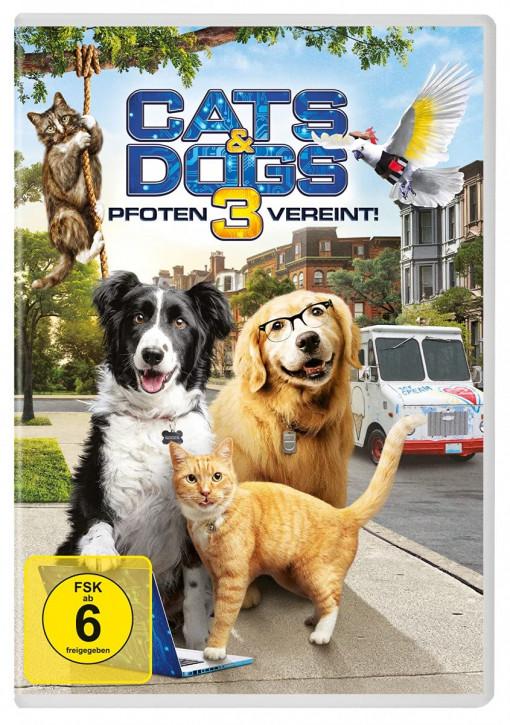 Cats & Dogs 3: Pfoten vereint! [DVD]