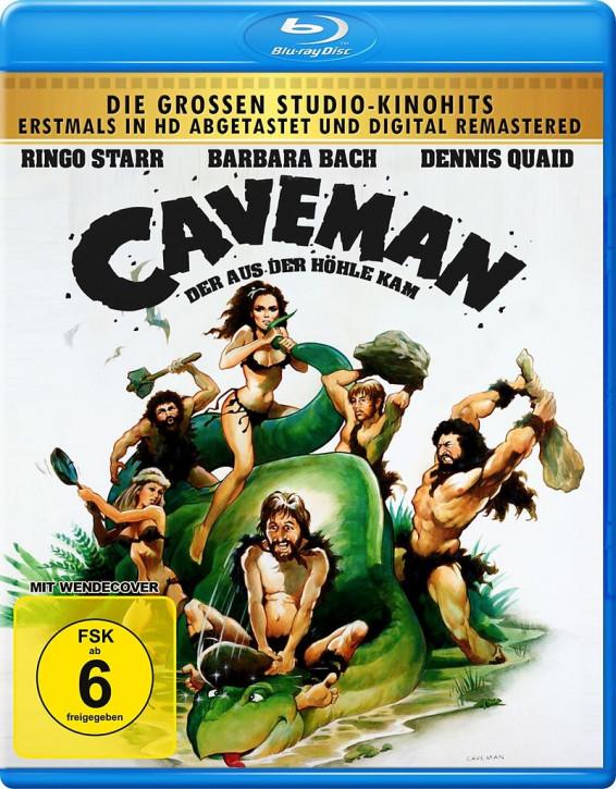 Caveman - Der aus der Höhle kam [Blu-ray]