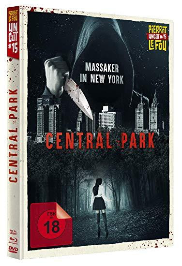 Central Park - Massaker in New York - Limited Edition Mediabook [Blu-ray+DVD]