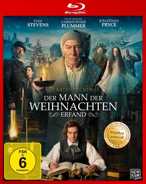 Charles Dickens - Der Mann der Weihnachten erfand [Blu-ray]