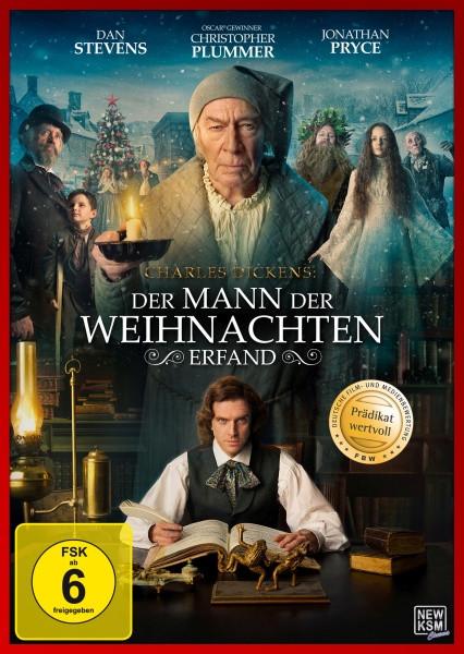 Charles Dickens - Der Mann der Weihnachten erfand [DVD]