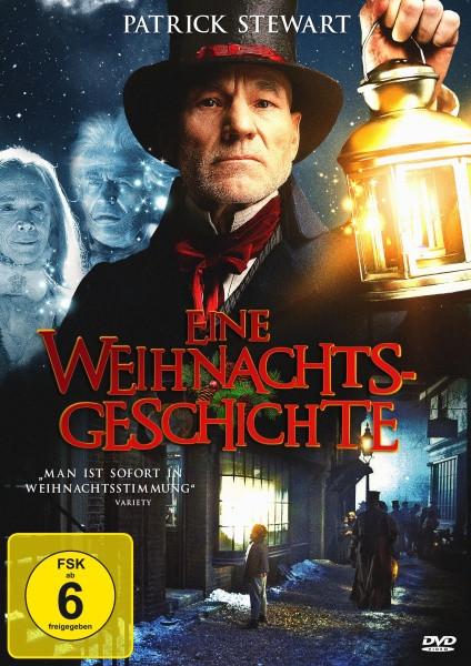Charles Dickens - Eine Weihnachtsgeschichte [DVD]