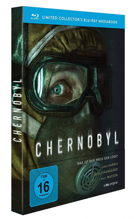Chernobyl - Limited Collectors Edition Mediabook [Blu-ray]