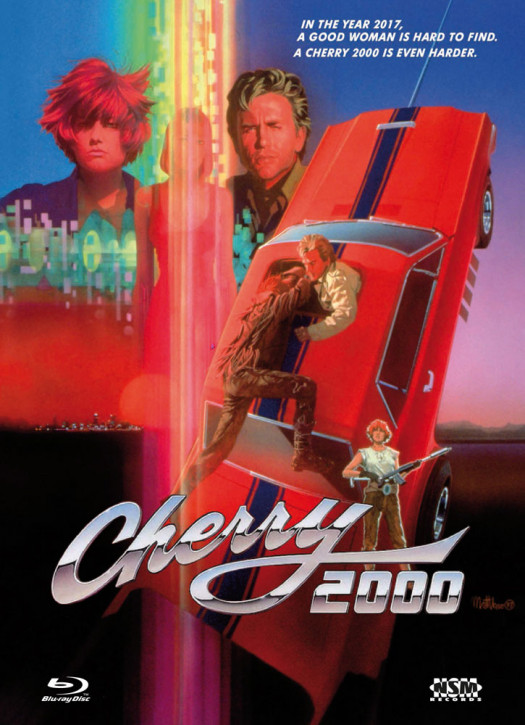 Cherry 2000 - Limited Collector's Edition - Cover B [Bluray+DVD]