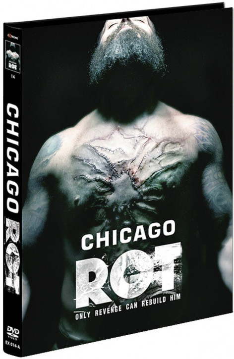 Chicago Rot - Limited Mediabook Edition - Cover A [DVD]