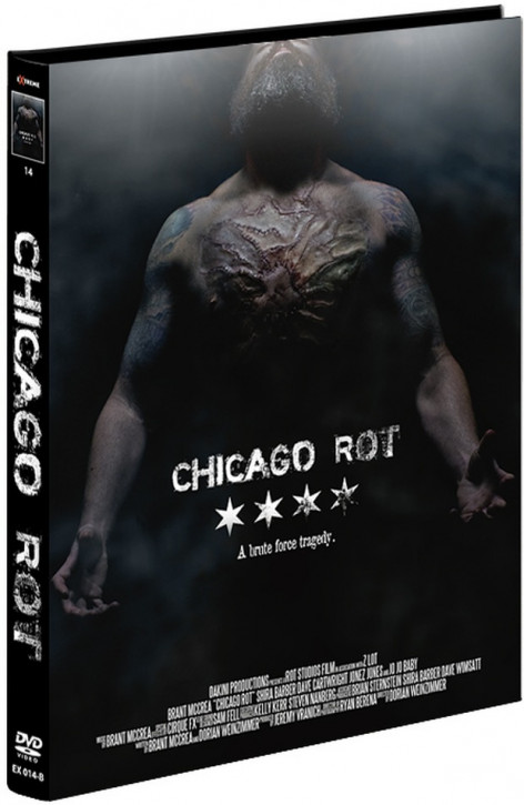 Chicago Rot - Limited Mediabook Edition - Cover B [DVD]