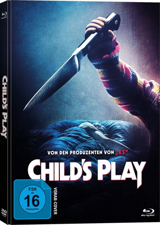 Child's Play - Mediabook [Blu-ray+DVD]