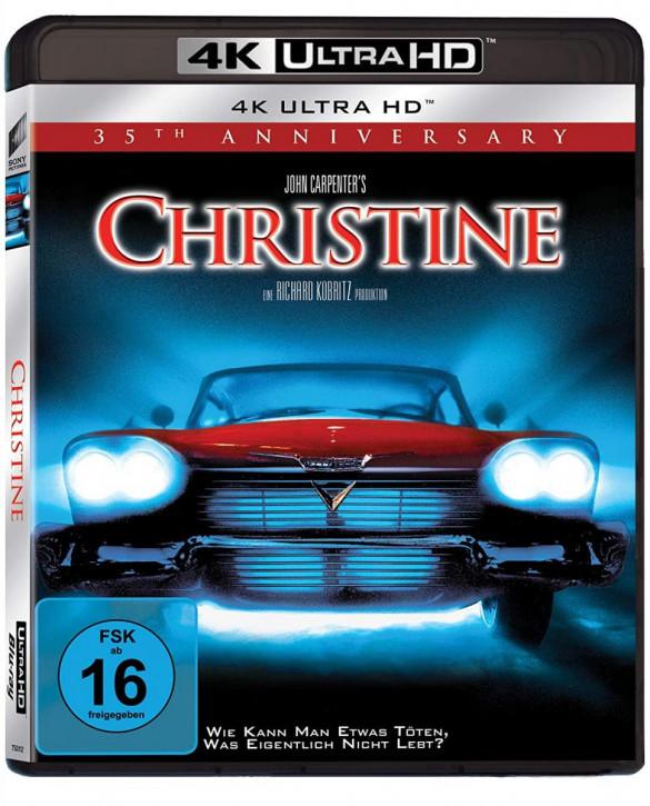 Christine [4K UHD+Blu-ray]