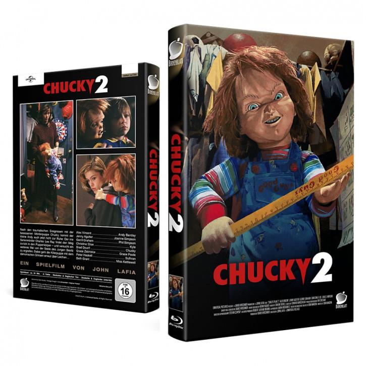 Chucky 2 - Große Hartbox [Blu-ray]