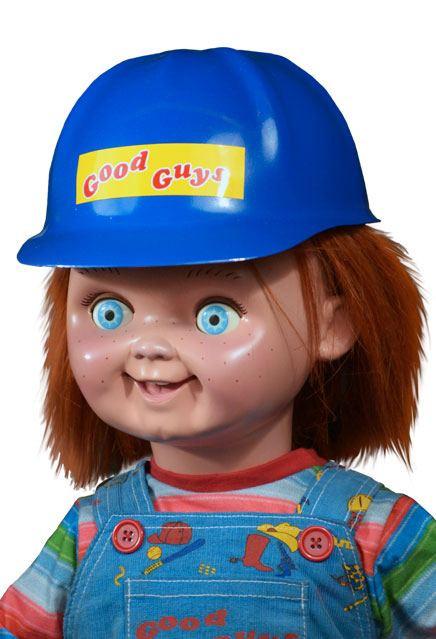 Chucky 2 - Good Guys Helm